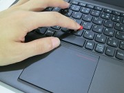 ThinkPadX240sのクリックパッド・トラックパッドレビュー動画